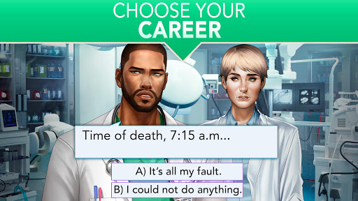 Is it Love? Blue Swan Hospital - Choose your story 1.2.183 app download 18