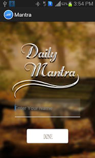 My Mantra Free- screenshot thumbnail