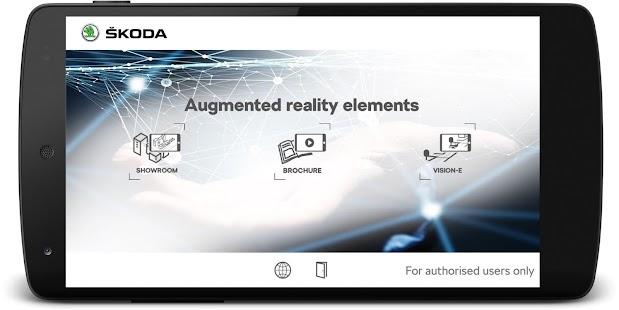 eMobility App - náhled