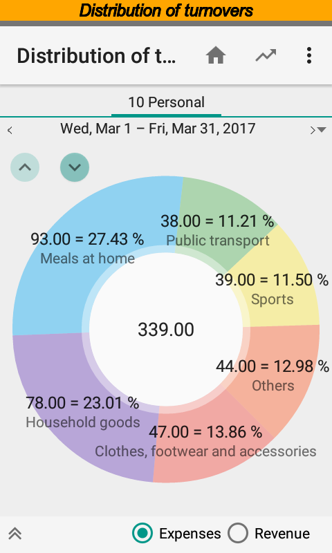 Budget Blitz Pro - money tracking and planning- screenshot