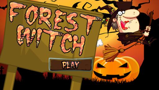 Forest witch  captures d'u00e9cran 1