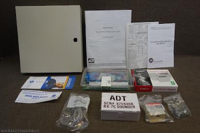 Pk5501 manual adt