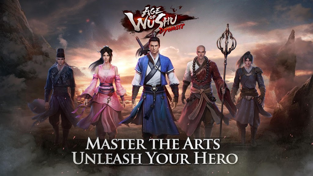 Age of Wushu Dynasty  poster 0
