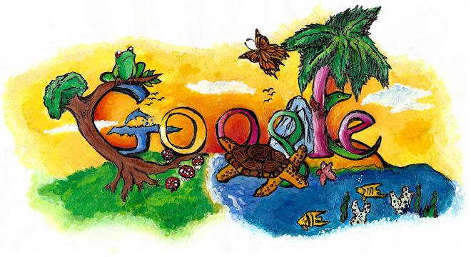 Doodle 4 Google 2009 - US by Christin Engelberth