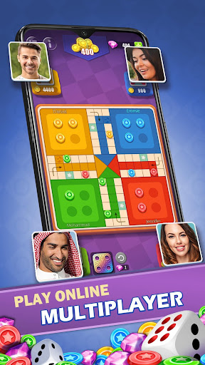 Ludo All Star - Online Fun Dice & Board Game apkpoly screenshots 7