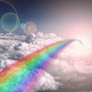 Приметы радуга