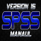 Using SPSS Manual 16 statistic