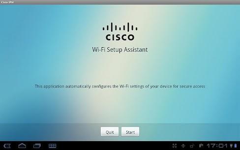 Cisco Network Setup Assistant 1