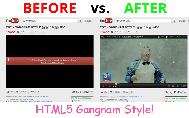 how to download html5 video from youtube
