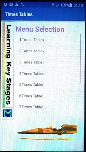 Times Tables Prototype v1- screenshot thumbnail