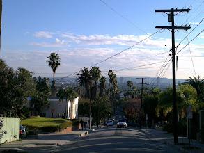 Photo: Looking down Vista St.