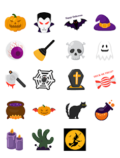 Halloween Stickers🎃 - Android Apps on Google Play