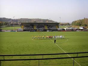Photo: Royal Boussu-Dour Borinage - KVC Westerlo 0-1 (2e Klasse), Stade Robert Urbain, toeschouwers 1.200.