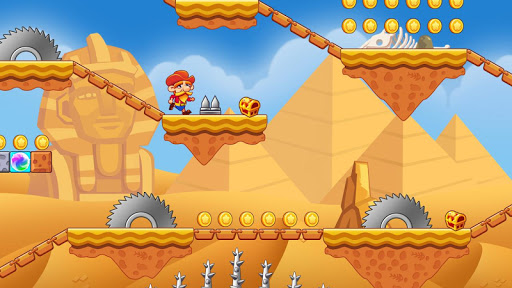 Super Jabber Jump 3 5.5.5016 screenshots 1
