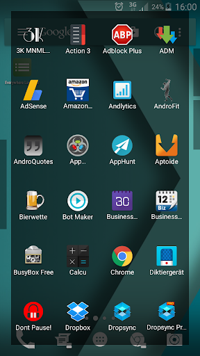 Everywhere Launcher v0.76b [Pro]