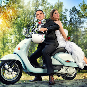wedding by Foto Zrak - Wedding Bride & Groom ( srbija, wedding photography, weddings, wedding day, wedding, kruševac, wedding dress, bride and groom, nikon, bride, groom, daylight, bride groom )