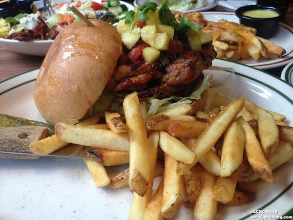 食|台北theDiner樂子信義店-美式早午餐,大份量大滿足 : 張傑克 JACKCHANG
