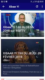 Journal Tv Sénégal for PC-Windows 7,8,10 and Mac apk screenshot 11
