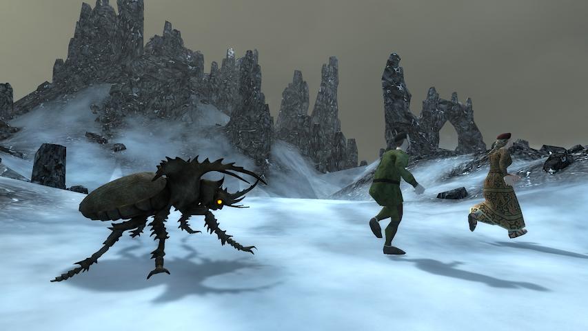 android Huge Beetle Simulator 3D Screenshot 3