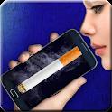 Virtual cigarette! prank 18+ icon