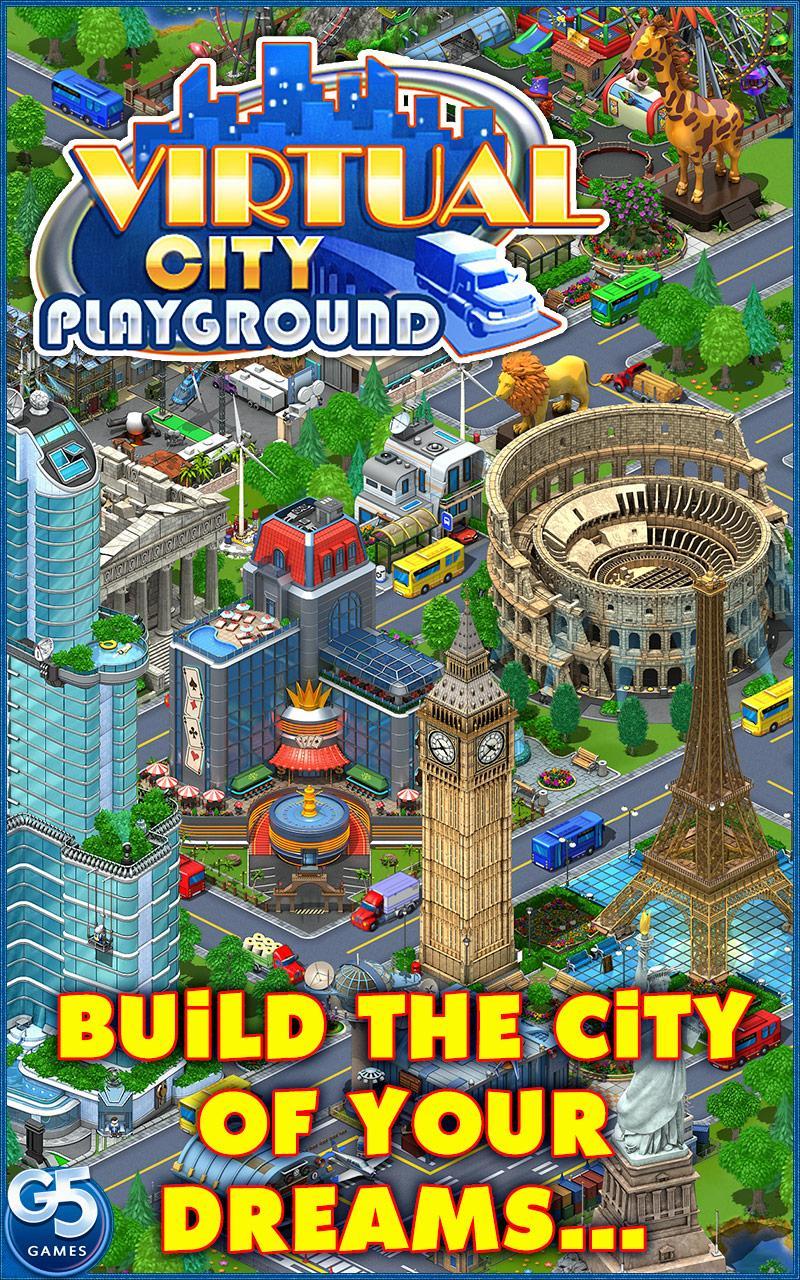 Virtual City Playground® screenshot #1
