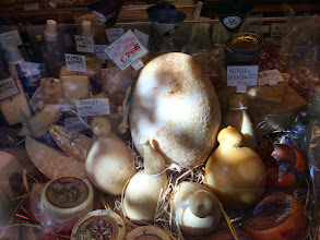 Photo: Italian cheeses