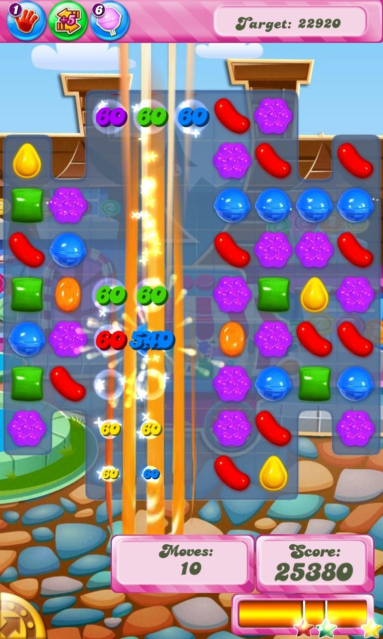 Candy Crush Saga screenshot #6