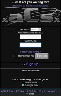 Social Network xaCsx- screenshot thumbnail