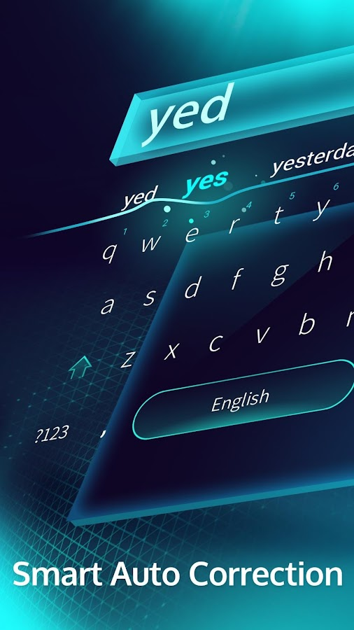 Cheetah Keyboard (No Ads)- screenshot