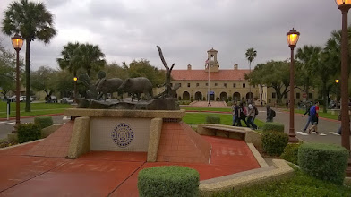 Photo: Texas A&M, Kingsville, home of the Javelinas