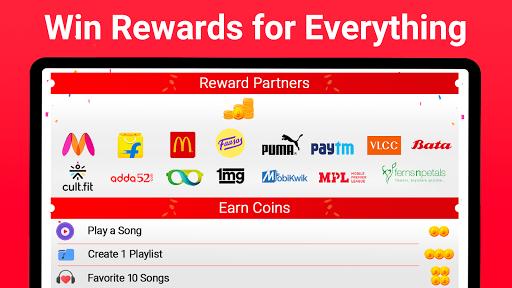 Gaana Music Hindi Tamil Telugu Songs Free MP3 App screenshot 12