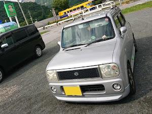 アルトラパン HE21S versionⅤ 4WDのカスタム事例画像 S6FR-sさんの2019年07月09日15:45の投稿