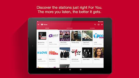 iHeartRadio Free Music & Radio Screenshot 14