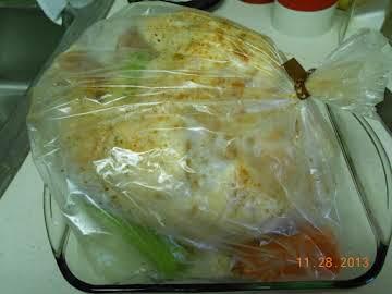 Turkey, Roasting Bag Method