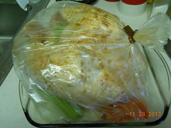 Turkey, Roasting Bag Method Recipe