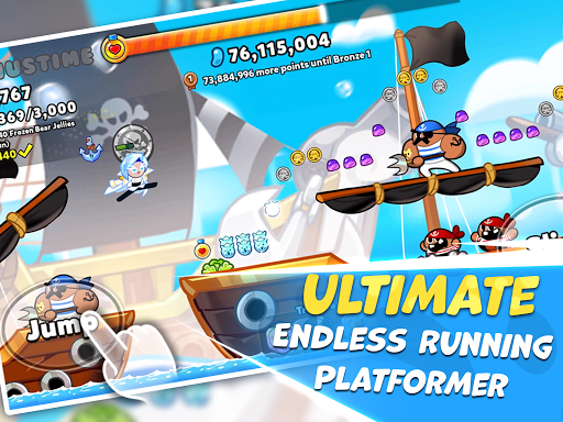 Cookie Run: OvenBreak - Endless Running Platformer 6.822 screenshots 10