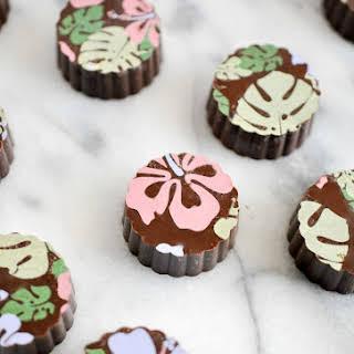 Dulcey Ganache Chocolate Bonbons.