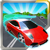 Poly Traffic Racer