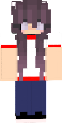 I made the clothes by myself with the hair and face not i hope you like it
