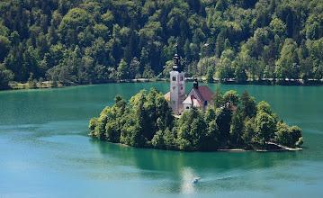 Photo: Jezero BLED - SLOVINSKO http://www.turistika.cz/rady/16-bled-slovinsko