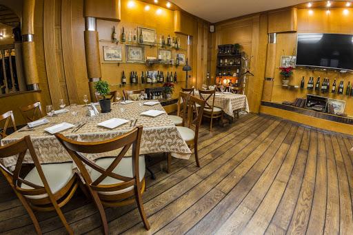 Зал «Вино» в ресторане River Club Moscow  для свадьбы 2