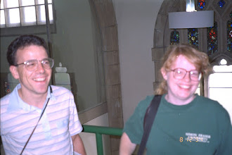Photo: John and Alyce Brady, 1994