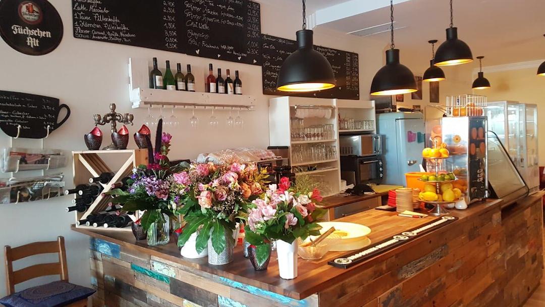 Café Matilda Café In Düsseldorf