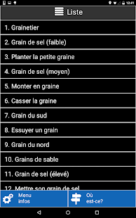 Grains Méjean audiodescription- screenshot thumbnail