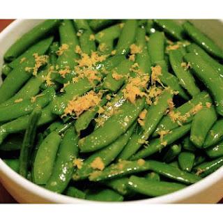 Minted Peas