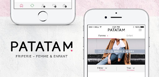 Patatam Second Hand Clothes Certified Quality Apps On