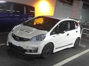フィット GP4 【改】 FIT HYBRID RS 6MTのカスタム事例画像 トシさんの2021年08月28日21:25の投稿