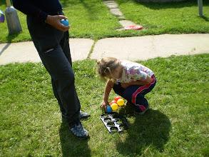 Photo: Tie loptičky sú ťažké