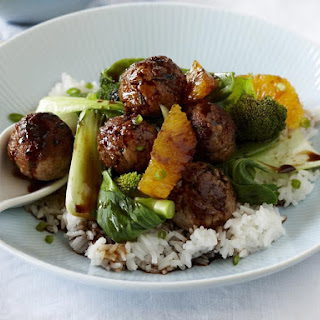 Stir-Fried Pork Meatballs