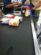 Photo: No waiting at the checkout.